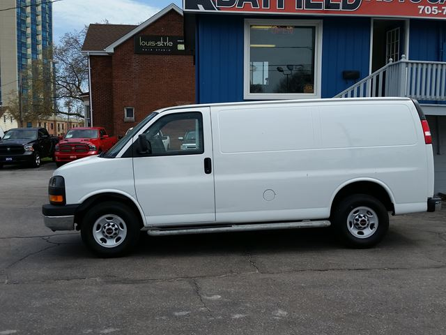 2015 GMC Savana           in Barrie, Ontario