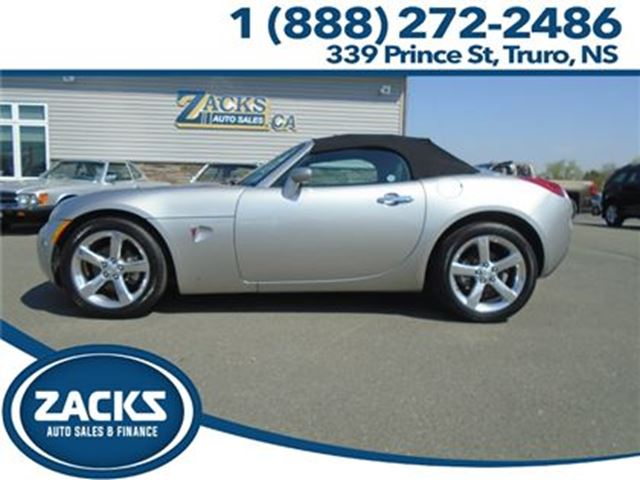 2008 Pontiac Solstice Base in Truro, Nova Scotia