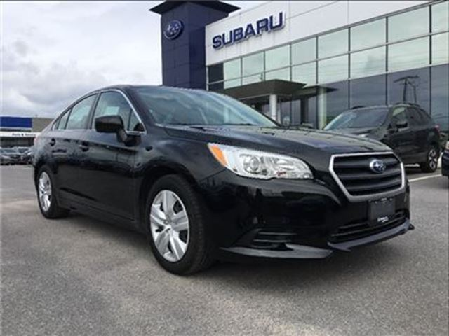2017 Subaru Legacy 2.5i in Kingston, Ontario