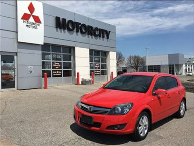 2008 Saturn Astra XR - Low KM's - Air Conditioning - in Whitby, Ontario