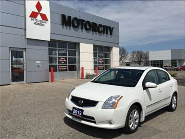 2012 Nissan Sentra 2.0 in Whitby, Ontario
