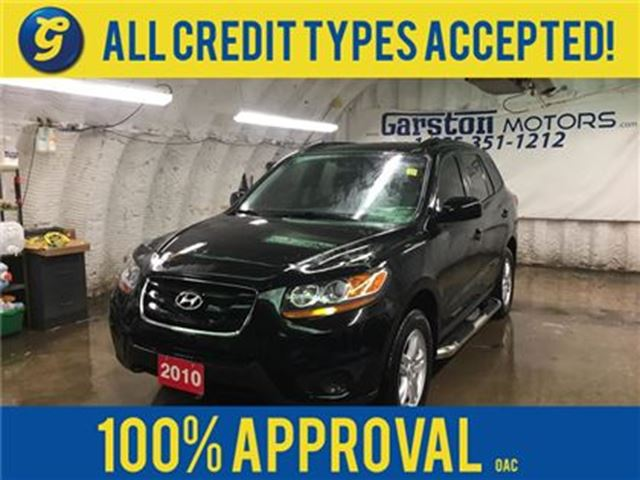 2010 Hyundai Santa Fe PHONE CONNECT*REMOTE START*ALLOYS*SIDE STEPS*ROOF in Cambridge, Ontario