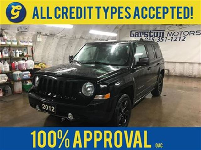 2012 Jeep Patriot SRORT*4WD*POWER SUNROOF*REMOTE STARTER*BOSTON PREM in Cambridge, Ontario