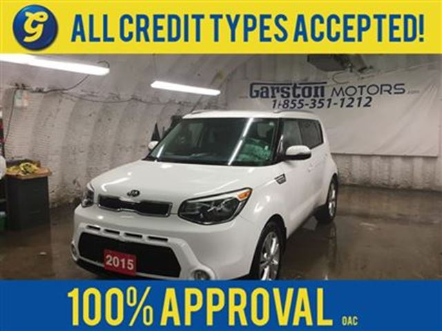 2015 Kia Soul EX+ ECO*PHONE CONNECT*KEYLESS ENTRY*POWER WINDOWS/ in Cambridge, Ontario