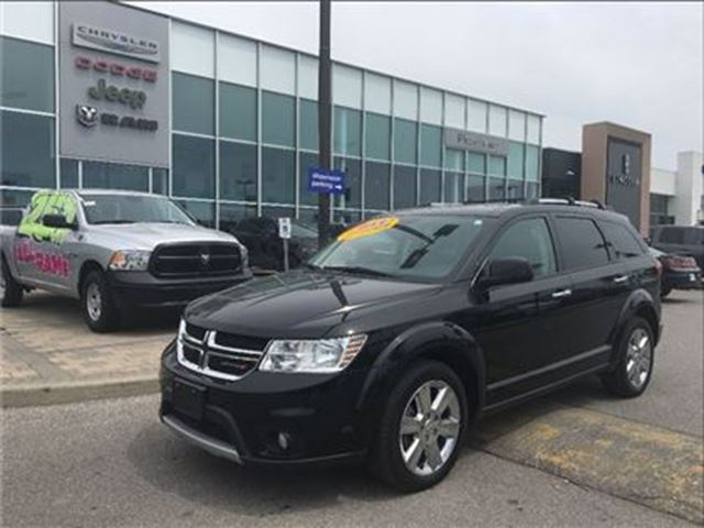 2017 dodge journey gt pickering ontario car for sale 2762739. Black Bedroom Furniture Sets. Home Design Ideas