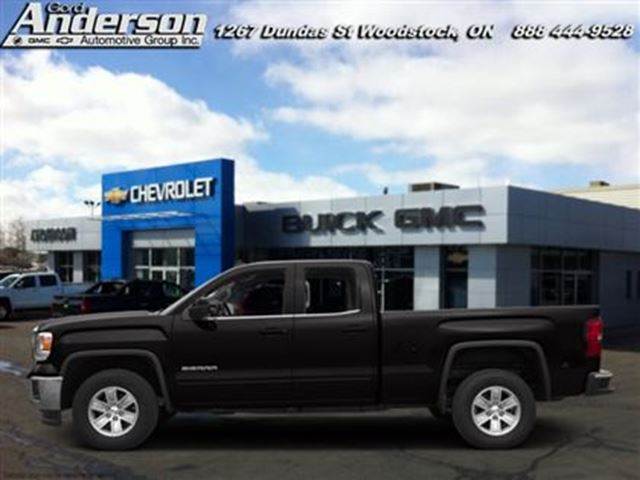 2014 GMC Sierra 1500 SLE  - Bluetooth -  Onstar - Low Mileage in Woodstock, Ontario