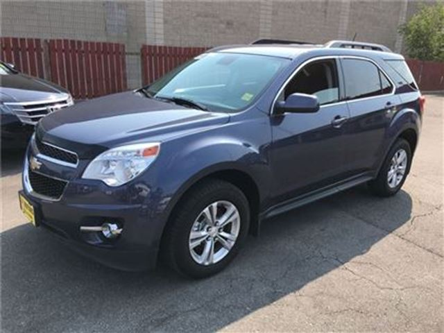 2013 Chevrolet Equinox LT, Automatic, Heated Seats, AWD, Only 57,000km in Burlington, Ontario