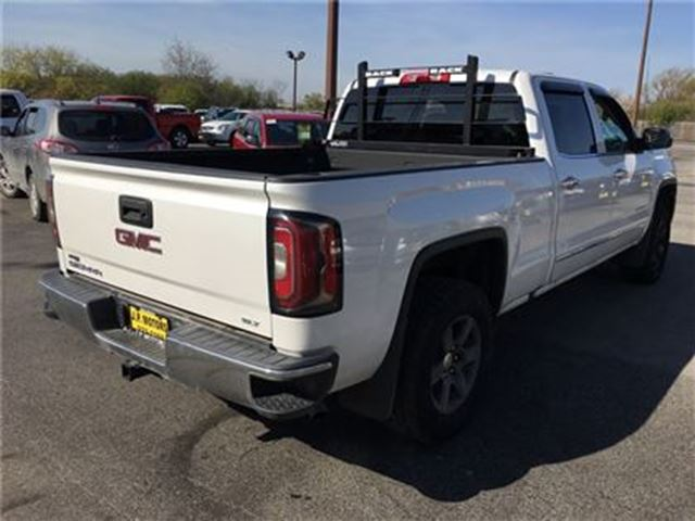 used 2016 gmc sierra 1500 ecotec3 5 3 slt backup camera. Black Bedroom Furniture Sets. Home Design Ideas
