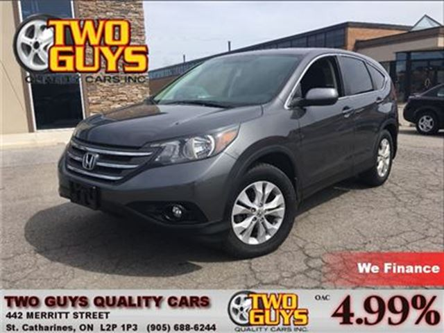 2013 Honda CR-V EX (A5) MOON ROOF BACK UP CAMERA in St Catharines, Ontario