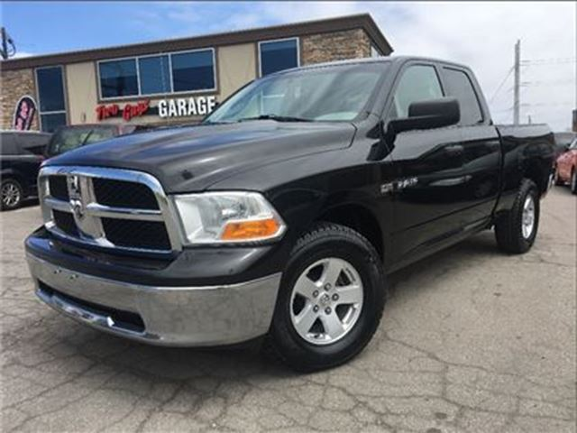 2010 Dodge RAM 1500 ST 4WD CRUISE CONTROL in St Catharines, Ontario