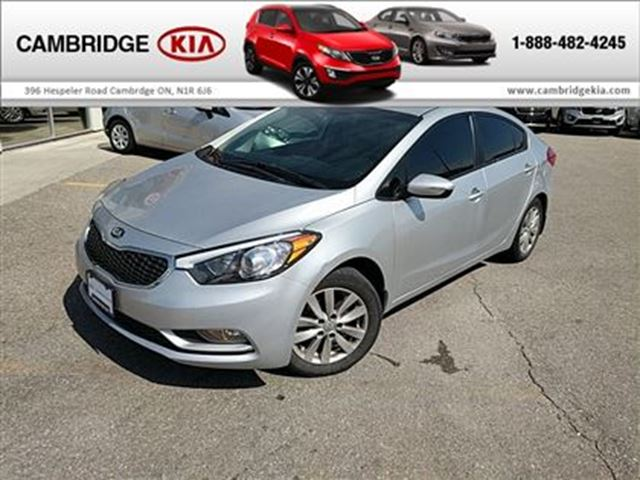 2014 Kia Forte - in Cambridge, Ontario