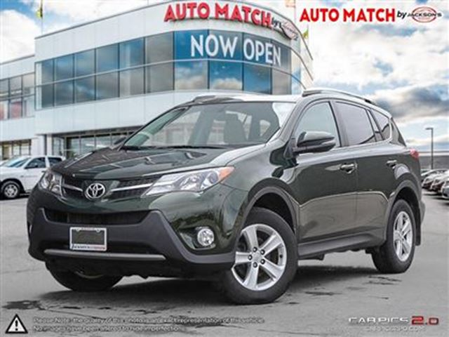 2013 Toyota RAV4 XLE (A6) in Barrie, Ontario
