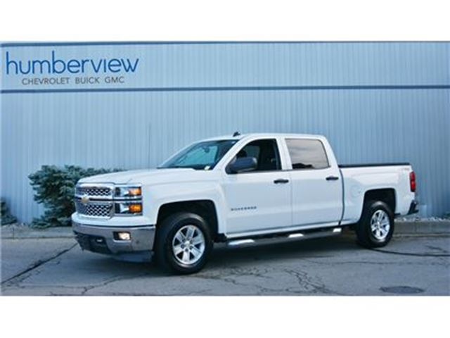 2014 Chevrolet Silverado 1500 1LT LOW KM REAR CAM TONNEAU COVER in Toronto, Ontario