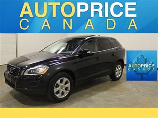 2013 VOLVO XC60 3.2  PREMIUM PANO AWD LEATHER in Mississauga, Ontario