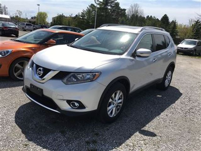 2016 Nissan Rogue SV in Fonthill, Ontario