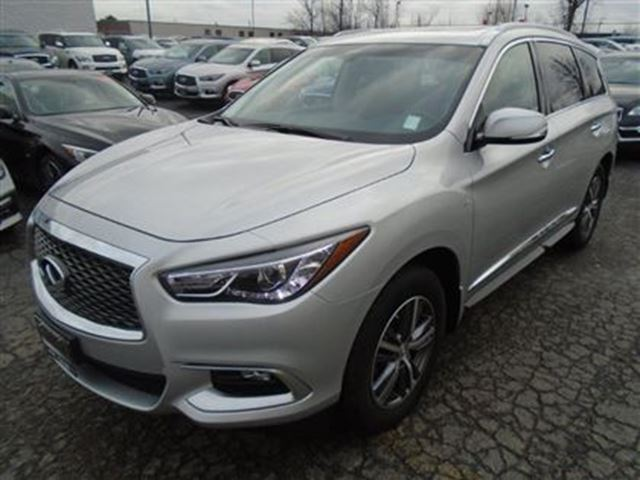 2016 Infiniti QX60 Base - DEMO SALE in Mississauga, Ontario
