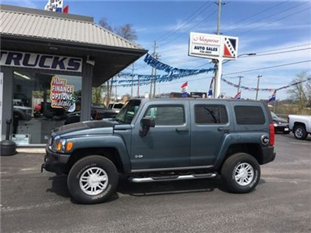 2006 HUMMER H3 LITTLE HUMMIE 4X4 !! WE FINANCE HERE !! in Welland, Ontario