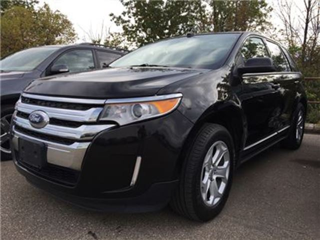 2013 Ford Edge SEL l FWD l 3.99% upto 6 years O.A.C in Mississauga, Ontario
