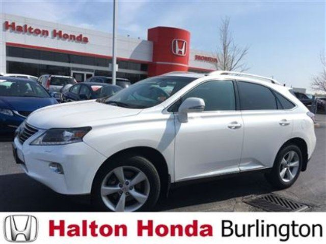2014 LEXUS RX 350 AWD in Burlington, Ontario