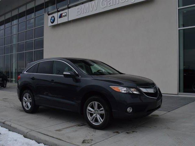 2013 Acura RDX Tech Package 6sp at in Calgary, Alberta