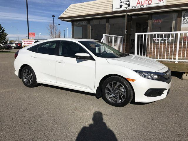 2016 HONDA CIVIC EX in Lethbridge, Alberta