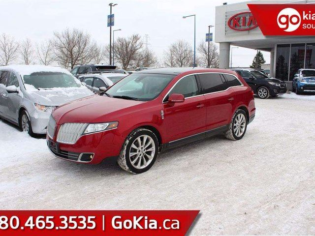 2010 LINCOLN MKT AWD, COOLED/HEATED SEATS, NAVI, 7 SEAT, BACKUP CAM in Edmonton, Alberta