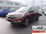 2015 Honda CR-V Touring! Honda Certified Extended Warranty to 120 in Richmond, British Columbia