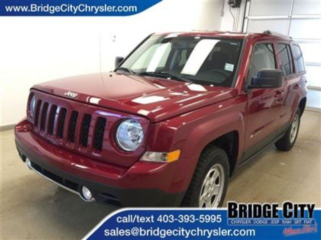 2017 Jeep Patriot Sport/North in Lethbridge, Alberta