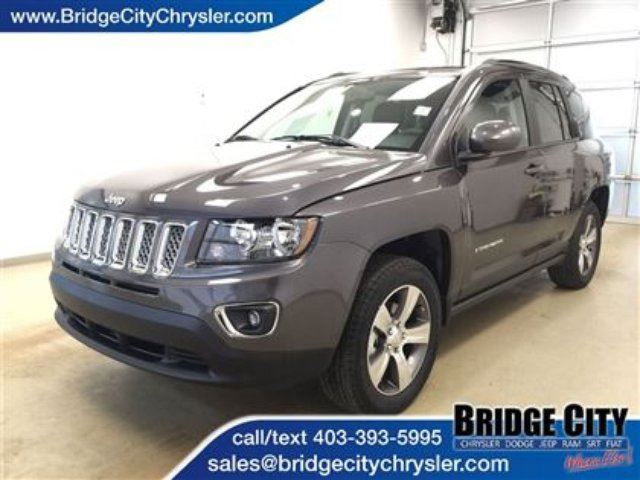2017 Jeep Compass Sport/North in Lethbridge, Alberta