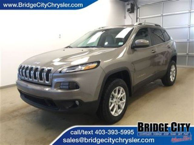 2017 Jeep Cherokee North in Lethbridge, Alberta