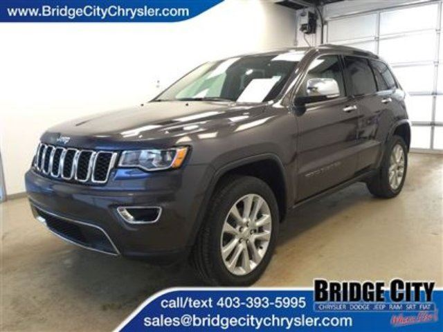 2017 Jeep Grand Cherokee Limited in Lethbridge, Alberta