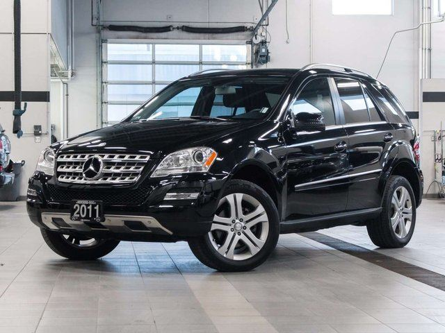 2011 Mercedes-Benz M-Class ML350 4MATIC in Kelowna, British Columbia