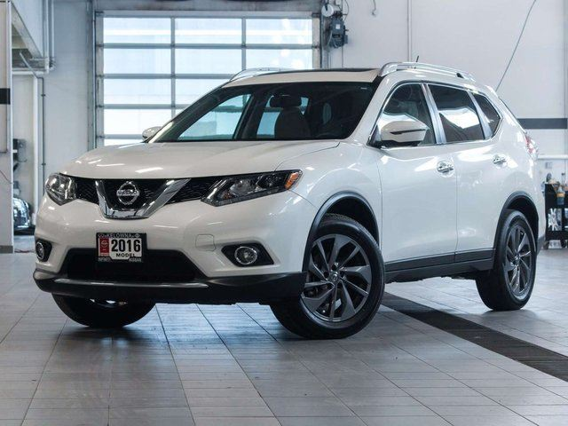 2016 Nissan Rogue SL Premium AWD in Kelowna, British Columbia