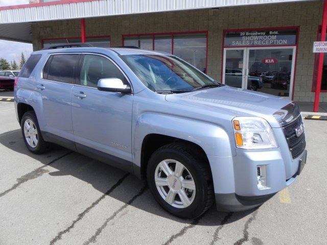 2014 GMC TERRAIN AWD SLT Accident Free, Leather, Heated Seats, Back-up Cam, Bluetooth, A/C, - Edmonton in Sherwood Park, Alberta