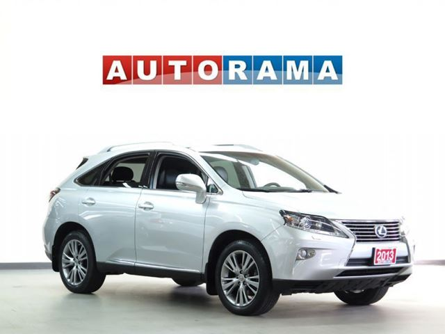 2013 LEXUS RX 350 LEATHER SUNROOF NAVIGATION BACKUP CAMERA in North York, Ontario