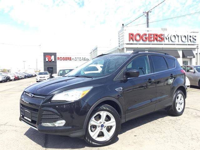 2014 FORD ESCAPE SE 4WD - NAVI - LEATHER - PANORAMIC ROOF in Oakville, Ontario