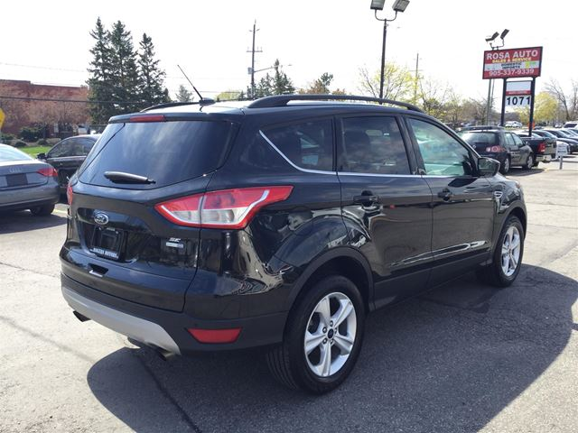 2014 ford escape se 4wd navi leather panoramic roof oakville ontario car for sale 2763417. Black Bedroom Furniture Sets. Home Design Ideas