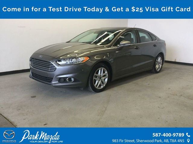 2013 FORD FUSION - in Sherwood Park, Alberta