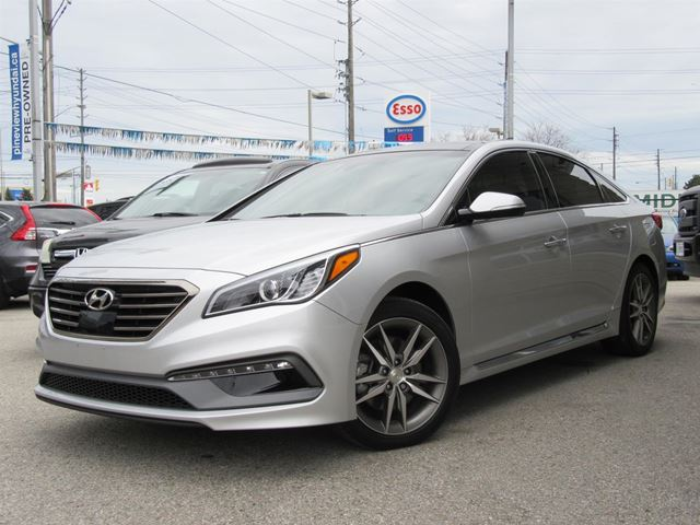 used 2015 hyundai sonata ultimate pkg woodbridge. Black Bedroom Furniture Sets. Home Design Ideas