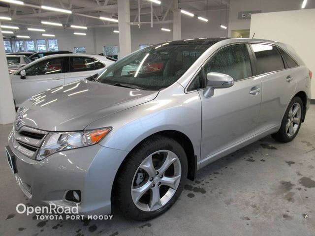 2016 toyota venza xle premium v6 awd port moody british columbia car for sale 2762887. Black Bedroom Furniture Sets. Home Design Ideas