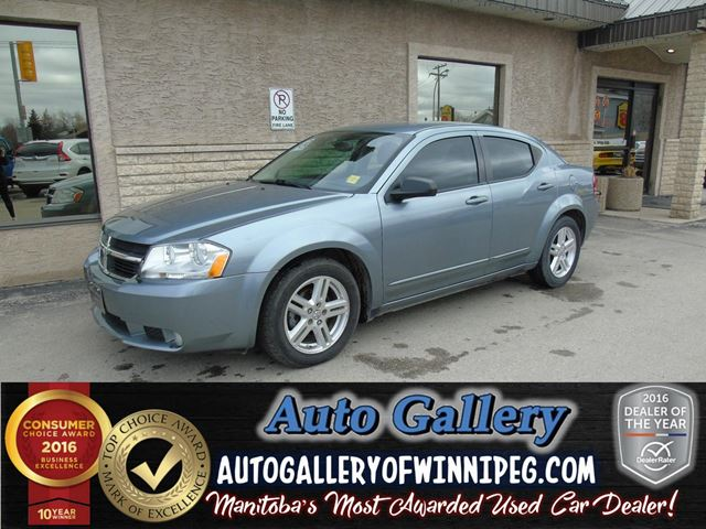 2010 Dodge Avenger SXT *Super Low Price in Winnipeg, Manitoba
