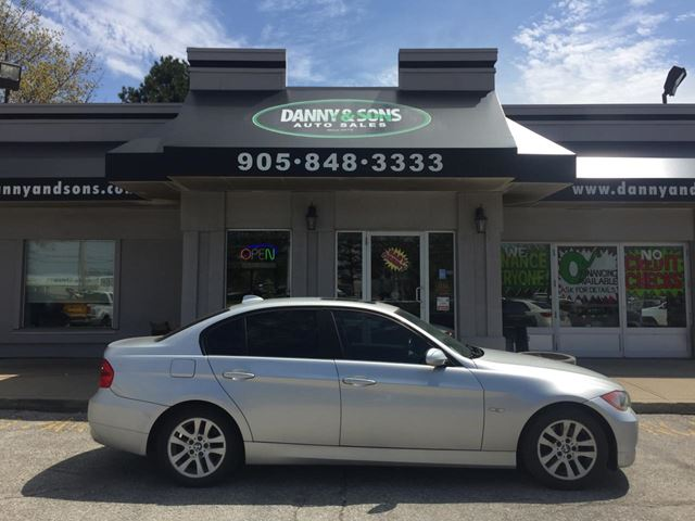 2008 BMW 3 SERIES 323i in Mississauga, Ontario