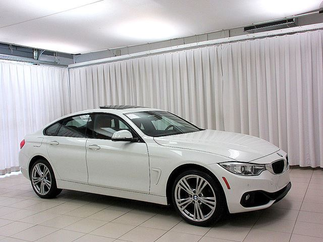 2016 BMW 4 Series 428i x-DRIVE GRAN COUPE w/ PREMIUM PACKAGE, NAV in Halifax, Nova Scotia
