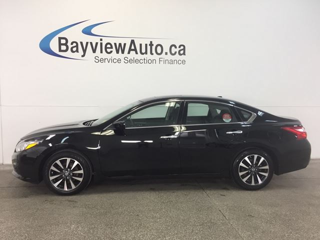 2017 NISSAN ALTIMA SV- REM START! SUNROOF! HEATED SEATS! REV CAM! in Belleville, Ontario