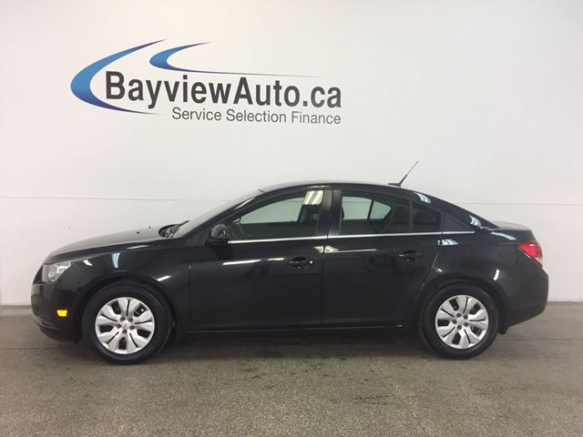 2014 Chevrolet Cruze LT- 6 SPEED! TURBO!  A/C! ON STAR! CRUISE! in Belleville, Ontario
