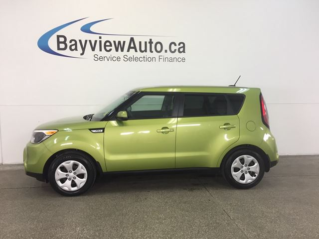 2016 Kia Soul - GDI! AUTO! ECO MODE! A/C! BLUETOOTH! CRUISE! in Belleville, Ontario