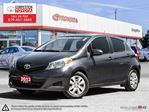 2013 Toyota Yaris LE One Owner, No Accidents, Toyota Serviced in London, Ontario