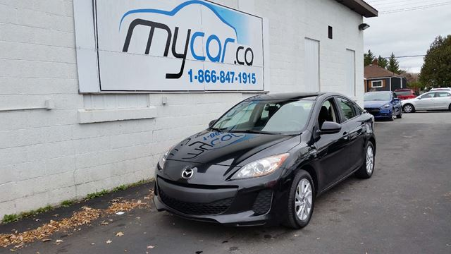 2012 MAZDA MAZDA3 GX in Kingston, Ontario