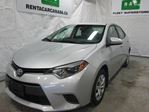 2016 Toyota Corolla LE in Kingston, Ontario