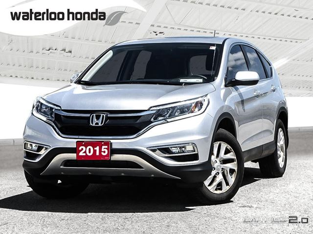 2015 Honda CR-V EX Back Up Camera, AWD, Heated Seats and more! in Waterloo, Ontario